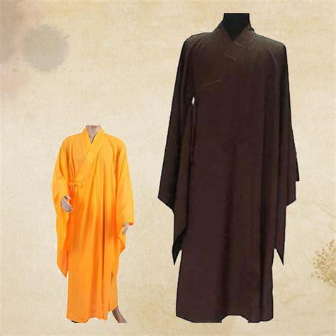 zen robe free shipping 3 colors zen buddhist robe lay monk