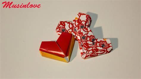 tutorial origami a cuore lettera cuore origami per san valentino tutorial musinlove