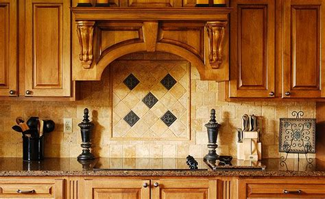 4x4 travertine backsplash tile for the home