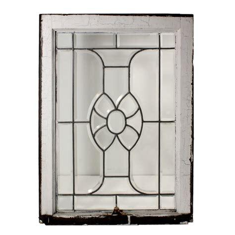 attractive antique american beveled glass window nsg68 rw