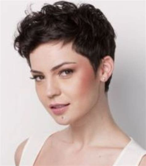 pixie haircut curly hair photos short haircuts for curly hair
