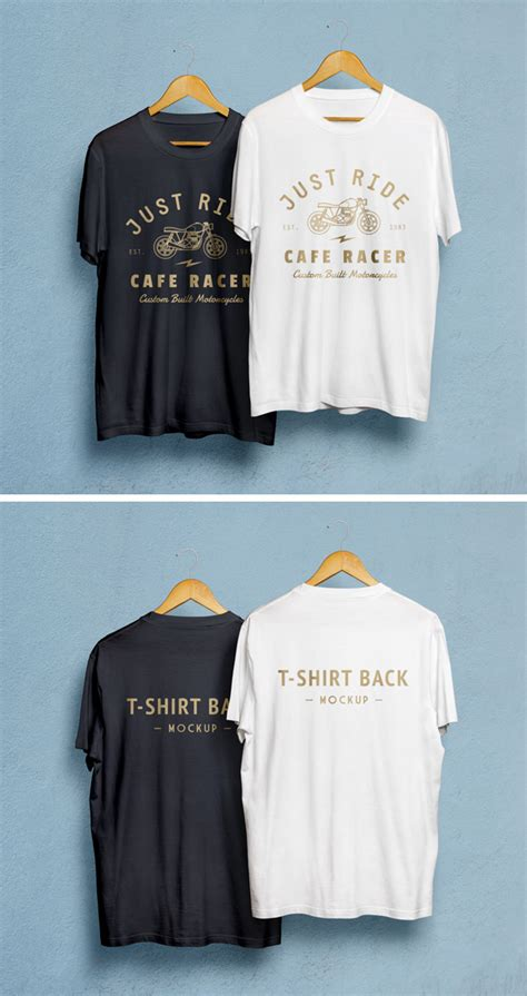 how to design shirts to mock up t shirt mockup psd 2 graphicburger
