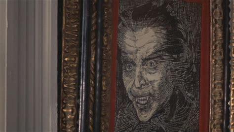 Buku Misteri Horor In Search Of Dracula dracula ad 1972 classic horror board