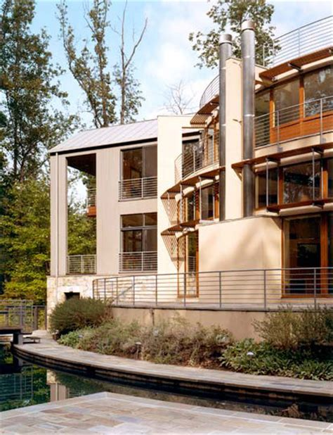 Design House Potomac Md | circular house design in maryland the contemporary
