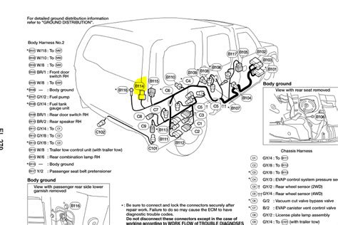 nissan xterra wiring harness diagram get free image