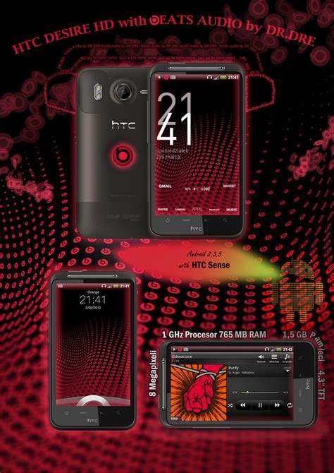 install themes htc desire hd htc desire hd with beats audio theme by noone00 on deviantart