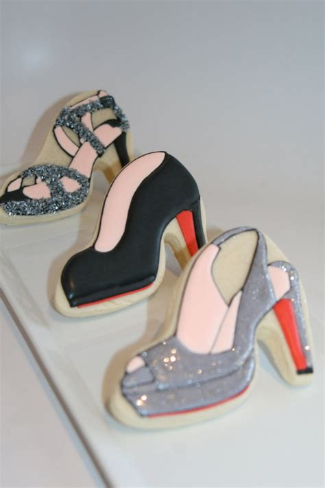 High Heels Vanilla Hitam 4 1000 images about high heel cookie on