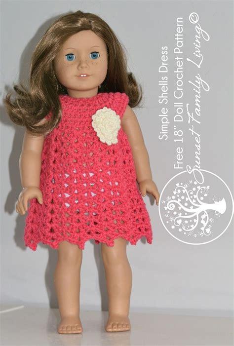 pattern crochet doll dress 1882 best american girl crochet images on pinterest