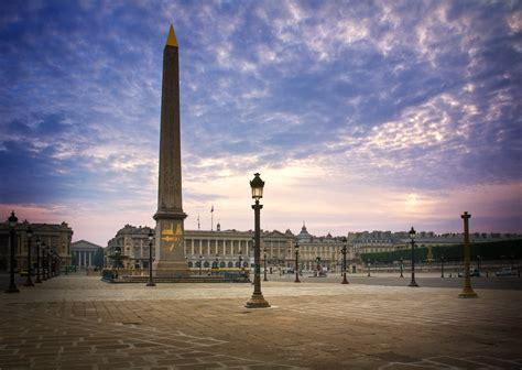 A Place Is About Place De La Concorde