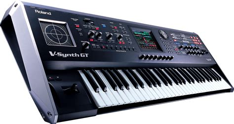 synth music roland v synth gt elastic audio synthesizer