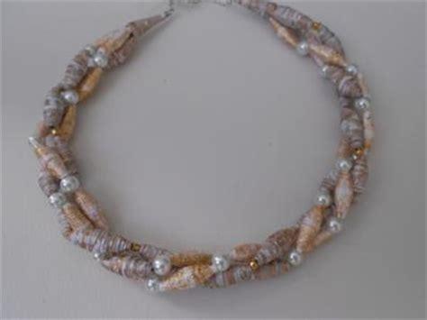 paper bead jewelry ideas pretty paper bead jewelry designs