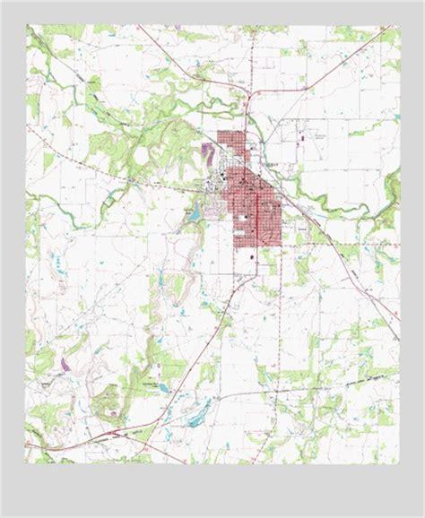 coleman texas map coleman tx topographic map topoquest
