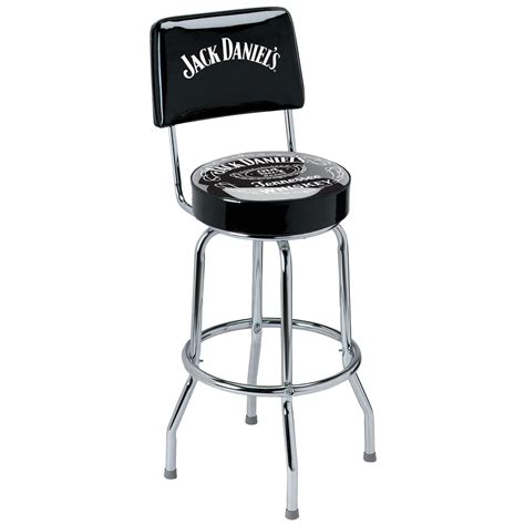 daniel s 174 bar stool with backrest 213026 at