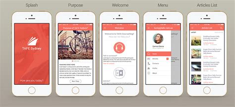 modern playful app design for david mcgowan by lucky