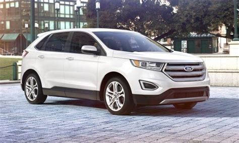 2015 ford edge colors 2015 ford edge visualizer all 10 colors from every angle