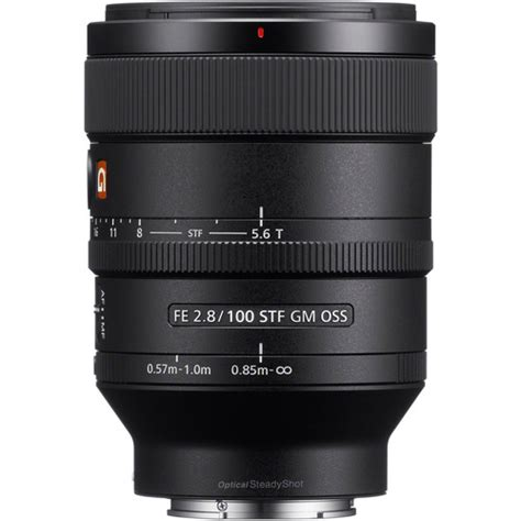 Sony Fe 100mm F 2 8 Gm Frame Lensa Kamera sony fe 100mm f 2 8 stf gm oss fe 85mm f 1 8 lenses
