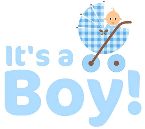 Baby Shower Boy Clipart by Gallery For Gt Boy Baby Shower Wallpaper