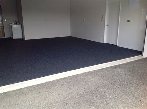 Carpet In Garage by Garage Carpet Protecta Coatings Limited