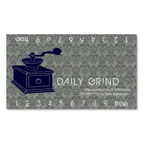 make your own punch cards 1000 images about customer loyalty card templates on