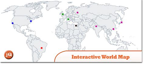 free interactive us map for website 10 jquery global map plugins sitepoint