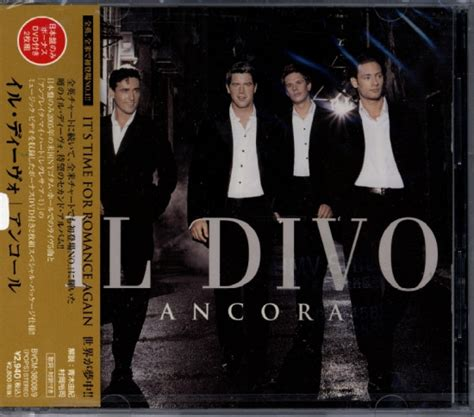 il divo album il divo ancora cd album at discogs