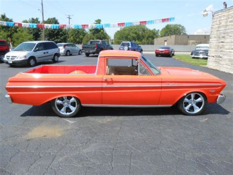 89 Mustang Auto Transmission by Sell Used 1965 Ford Ranchero With 89 Mustang Gt Motor And