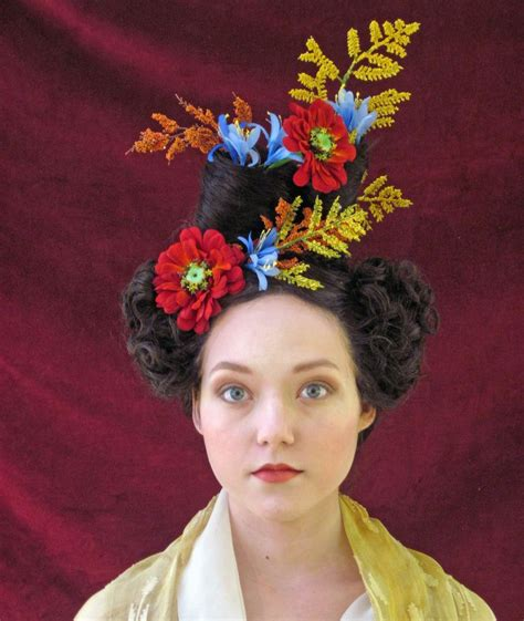 dobe hair styles 58 best biedermeier hair images on pinterest portrait