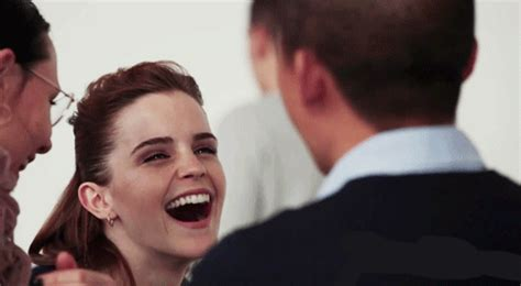 emma watson laughing videos entertainment fashion music and celebrity news