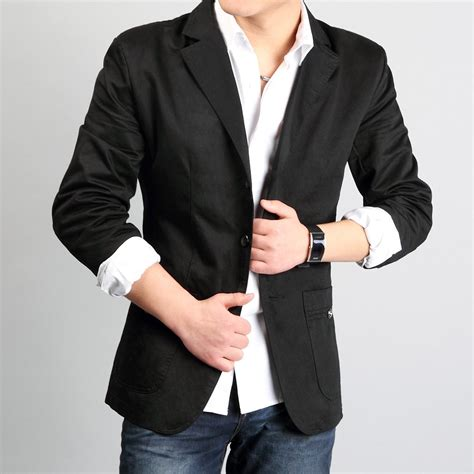 Blazer Casual Formal Blazers For