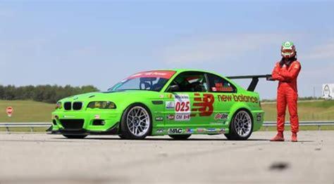 bmw   race car  sale
