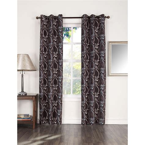 kmart thermal drapes chancellor foamback grommet panel you re in control with