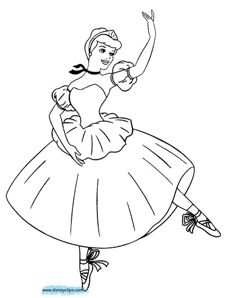top 91 cinderella coloring pages free coloring page