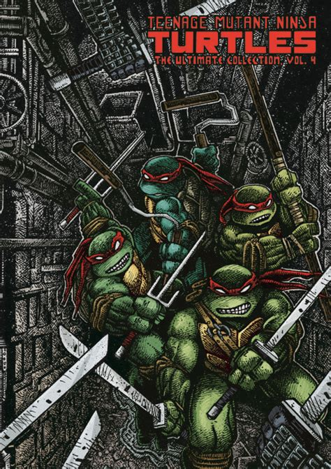 mutant turtles the ultimate collection vol 1 mutant turtles ultimate collection vol 4