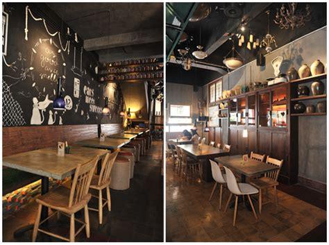 design tempat cafe my zone tempat nongkrong di bandung