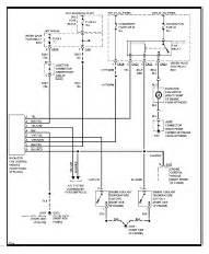 1993 honda prelude wiring diagram electrical system schematics