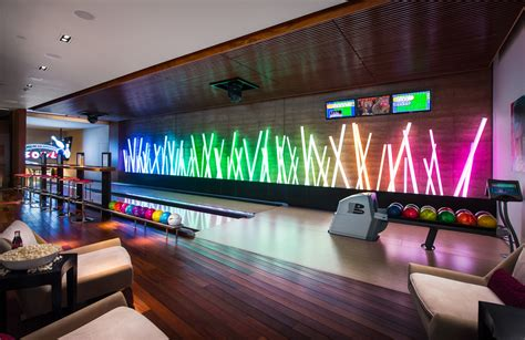 Scandinavian Style by Private Bowling Alley Interior Design Ideas