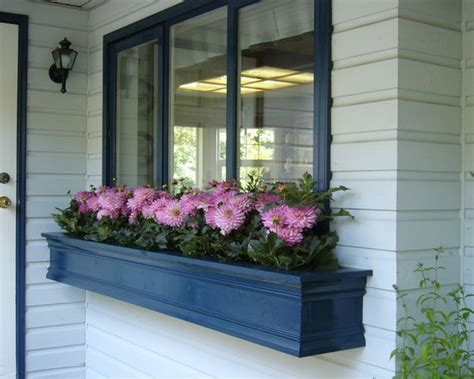 Window Box Decorating Ideas by Flower Box Home Design Ideas Pictures Remodel And Decor