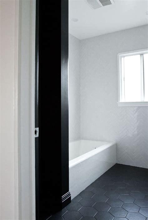 see through bathroom floor 30 hexagon bathroom floor tile ideas