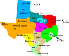Area Code For Tx Area Code Lookup