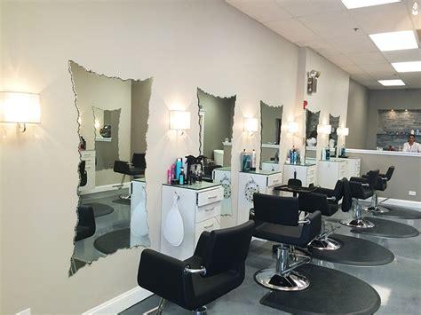 mirror image salon salon mirrors creative mirror shower