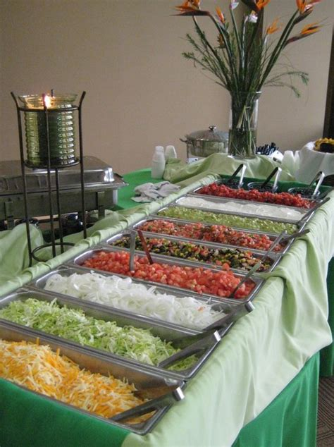taco bar topping ideas pinterest the world s catalog of ideas