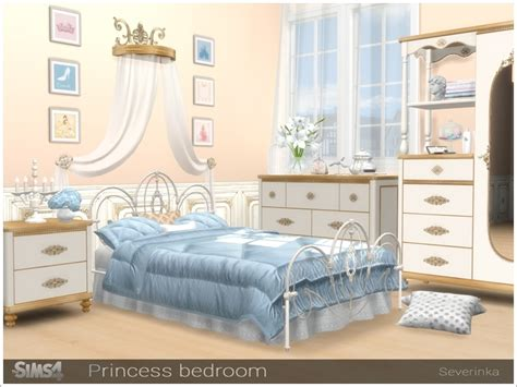 Princess Bedroom Set by Severinka S Princess Bedroom