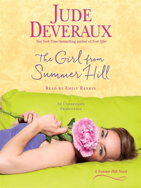 An For Emily By Jude Deveraux the from summer hill toronto library overdrive