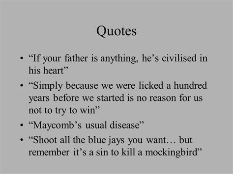 to kill a mockingbird key themes and quotes to kill a mockingbird quotes yun56 co