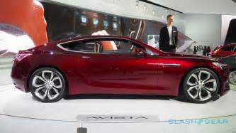 Does Buick Still Make Cars Buick S Avista Looks Great In You Still Can T