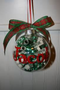 christmas money ornament creative way to give money for