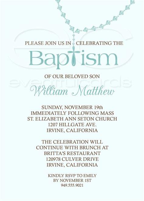 baptism invites templates christening baby invitation quotes quotesgram