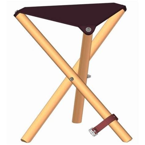 3 Legged Collapsible Stool by Wooden Fishing Folding Stool Plan Variation To Compare To