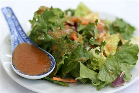 japanese onion ginger and carrot salad dressing japanese ginger salad dressing asiansupper