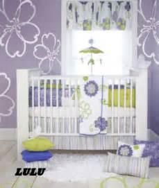 Lavender Nursery Decor Lavender Baby Nursery Ideas